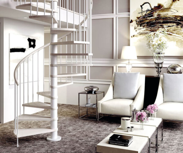 scale modulari per interni