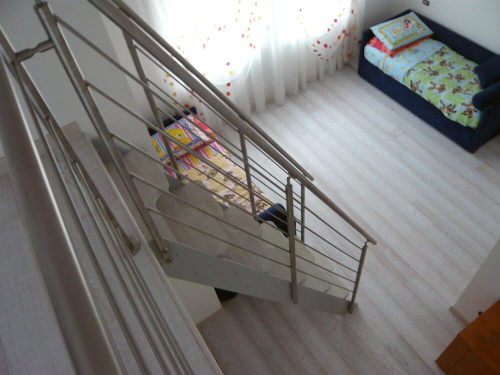 scale a giorno salvaspazio